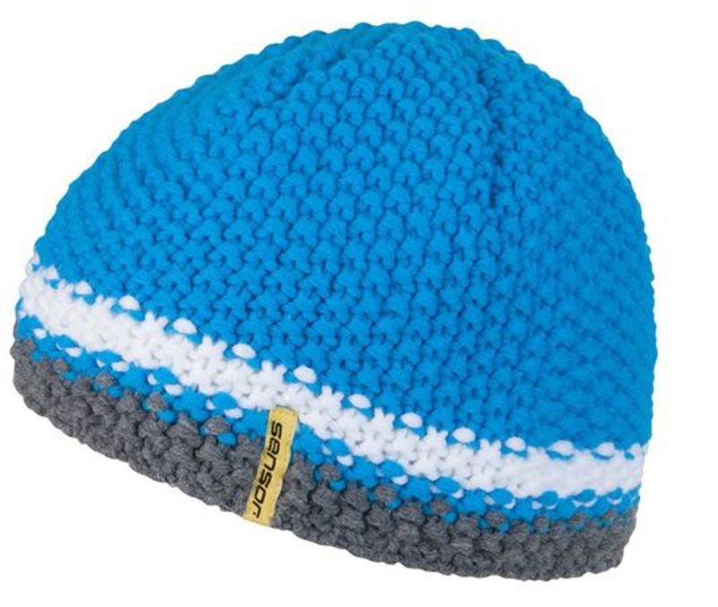 Čiapka Sensor Fresh modrá 16200190