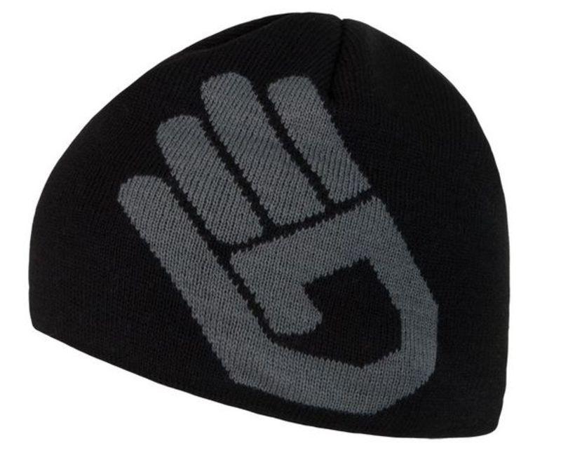 Čiapky Sensor Hand 16200184 čierna