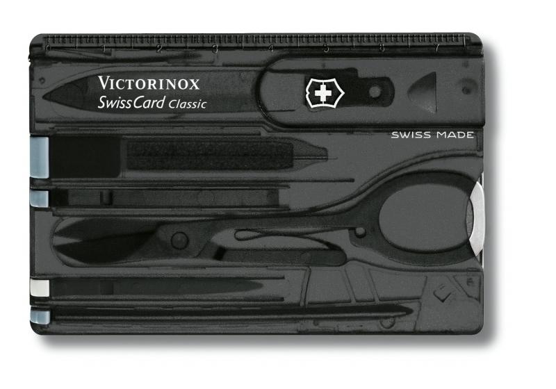 Nôž Victorinox SwissCard Classic 0.7133.T3