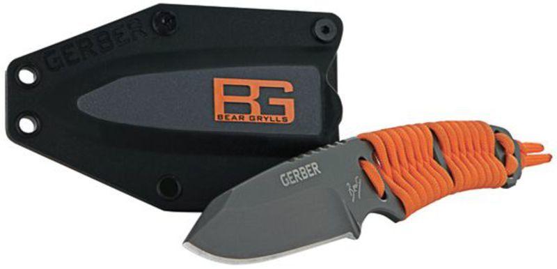 Nôž Gerber Bear Grylls Paracord Fixed 31-001683