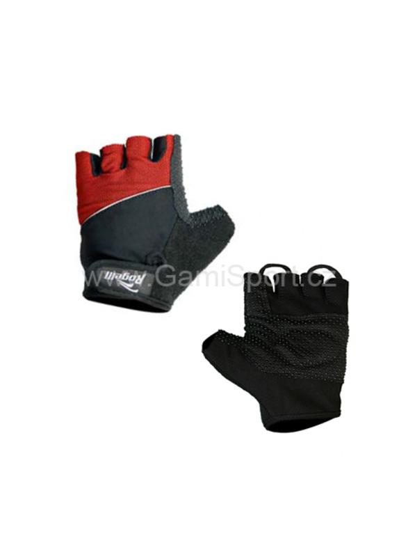 Cyklistické rukavice Rogelli DEL RIO 006.035