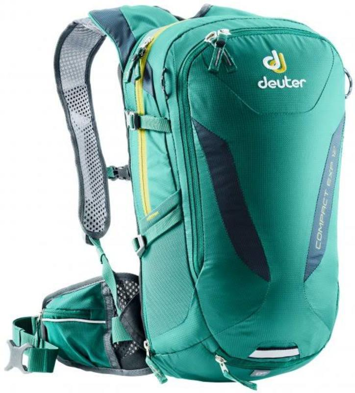 Batoh Deuter Compact exp 12 Alpinegreen-Midnight