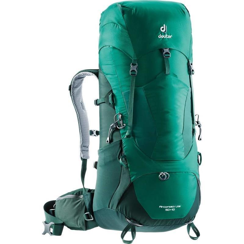 Batoh Deuter Aircontact Lite 50 + 10 Alpinegreen-forest