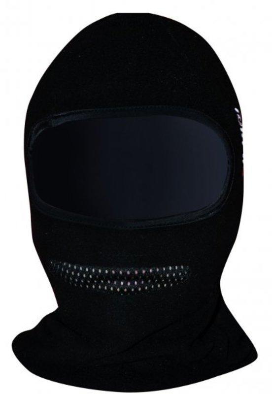 Kukla Silvini Fleece Casco UA160 black