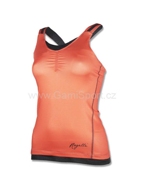 Dámske fitness tielko Rogelli MALVINA 050.501