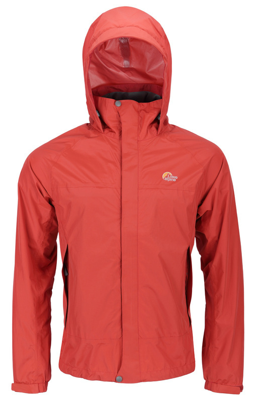 Bunda Lowe Alpine Kamala Jacket aurora red / ar