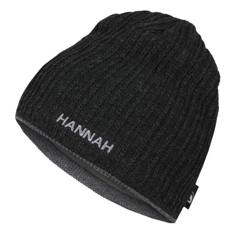 Čiapka Hannah Norvel dark gray mel