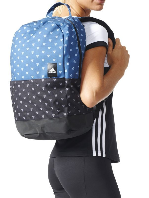 Batoh adidas Classic Backpack M Graphic 4 S99863