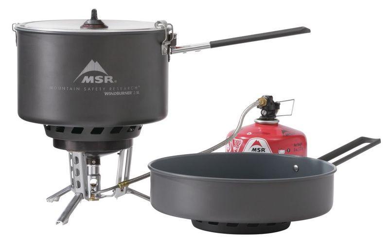 Varič MSR WindBurner Stove System Combo 10368
