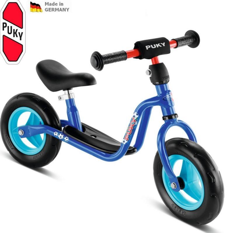 Odrážadlo PUKY Learner Bike Medium LR M modrá