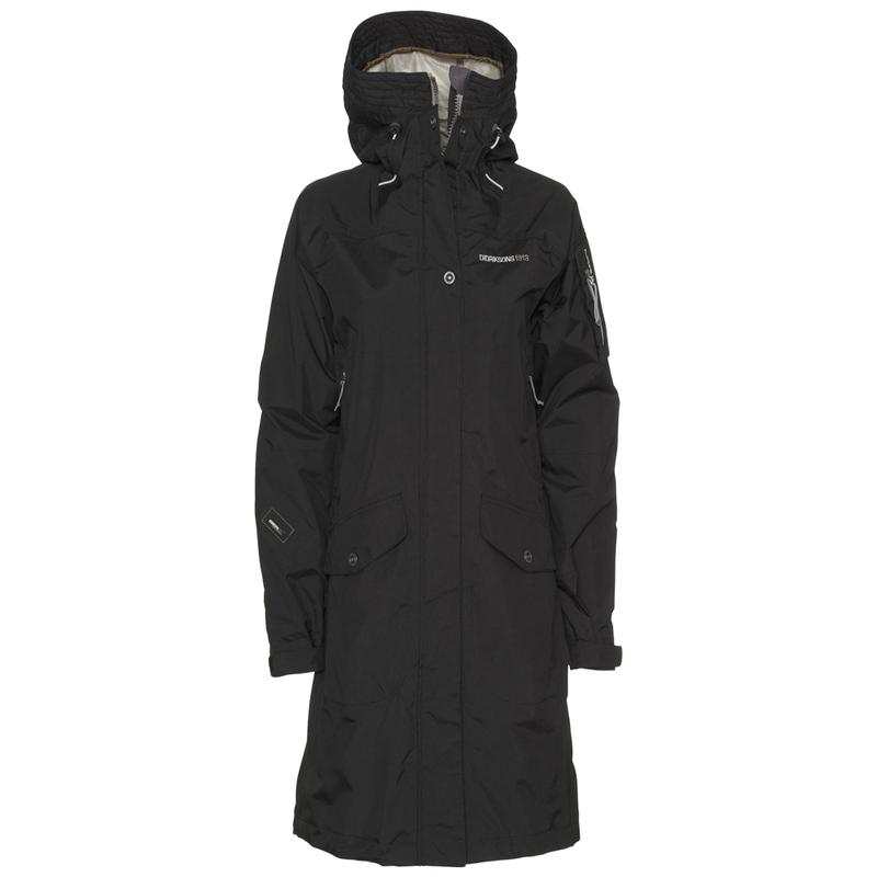 Kabát Didriksons Thelma 561158-060
