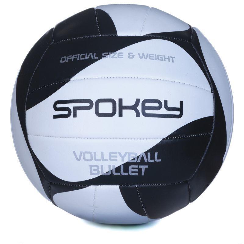 Volejbalový lopta Spokey BULLET čierno-biely - gamisport.sk 1717671633d