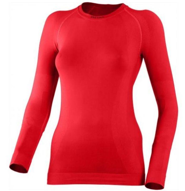 Dámske termo triko Lasting Tasa 3636 červená S/M