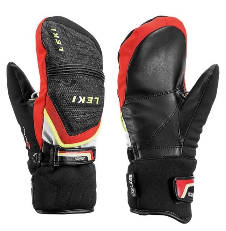Rukavice LEKI Race Coach C-Tech S Junior Mitt 640813801 7