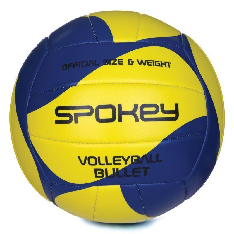Volejbalový lopta Spokey BULLET žlto-modrý - gamisport.sk f647d0dbe18