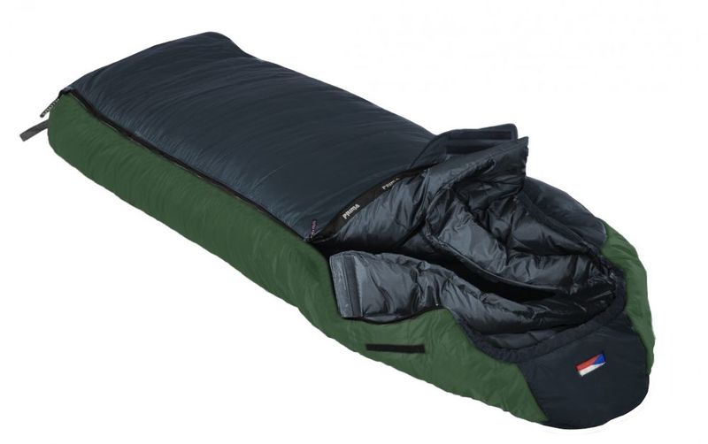 Spacie vrece Prima Makalu 230 comfortable čierny