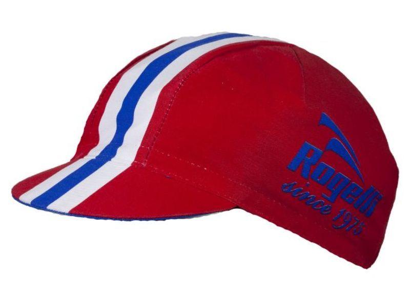 Športové šiltovka Rogelli RETRO, červená 009.955.