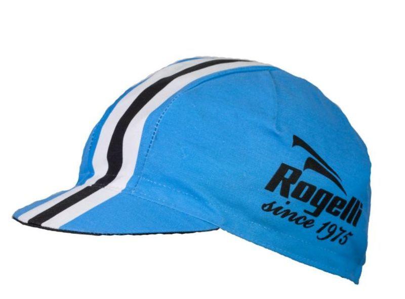 Športové šiltovka Rogelli RETRO, modrá 009.957.