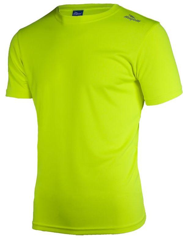 Detské tričko Rogelli Promotion 800.2220. reflexná žlté