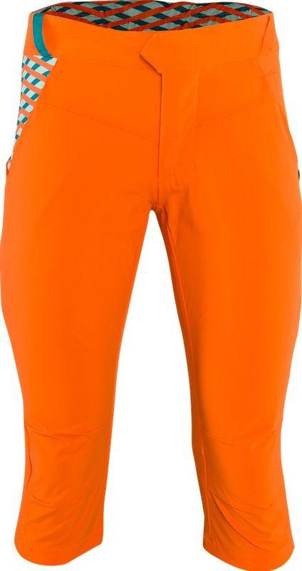 Dámske MTB 3/4 kraťasy Silvini Karon WP1214 orange