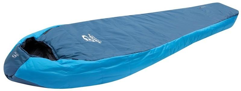 Spacie vrece HANNAH Trek 200 Blue 195 cm