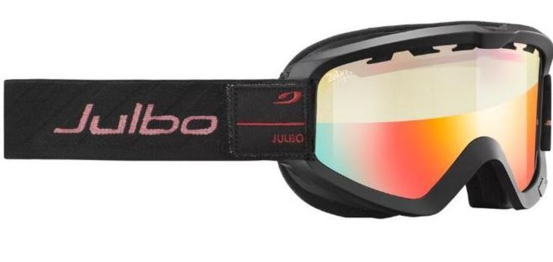 351a10358 Lyžiarske okuliare Julbo Bangnext Zebra Light, black red - gamisport.sk