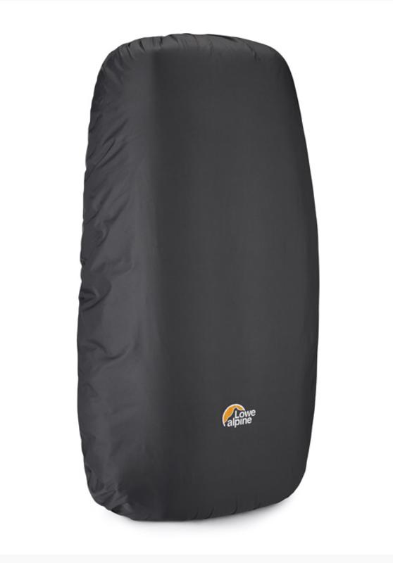 Pláštenka na batoh Lowe Alpine Raincover Black S