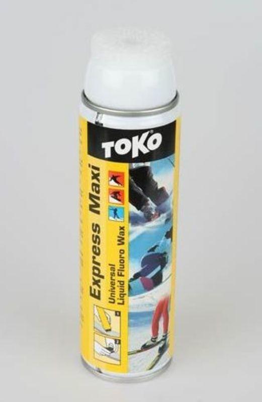 Zjazdový vosk TOKO Express maxi 200