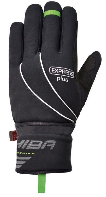 Zimné rukavice Chiba Express+ 31176.10. čierne L