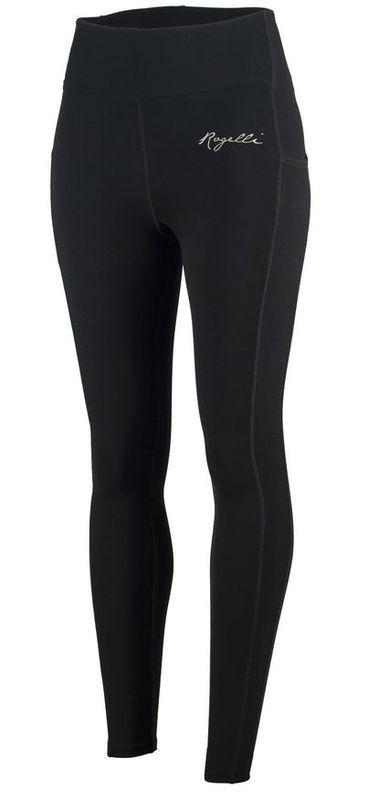 Dámske bežecké nohavice Rogelli Power, 801.005. čierne