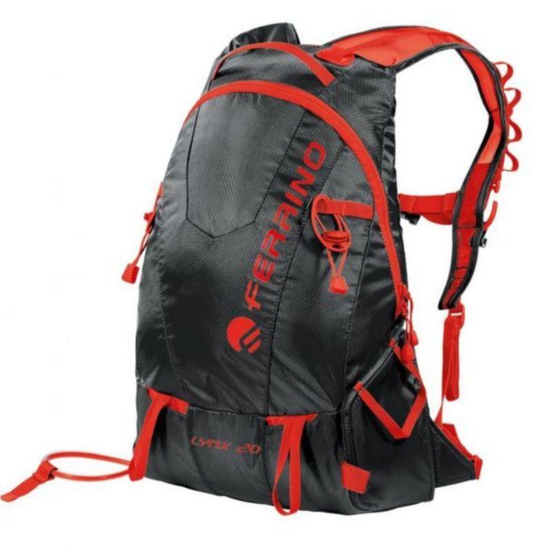 Turistický batoh Ferrino Lynx 20 čierna