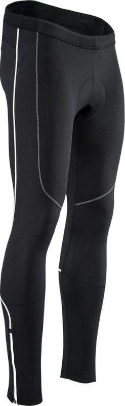 Pánske elastické zateplené nohavice Silvini RUBENZA MP1319 black M