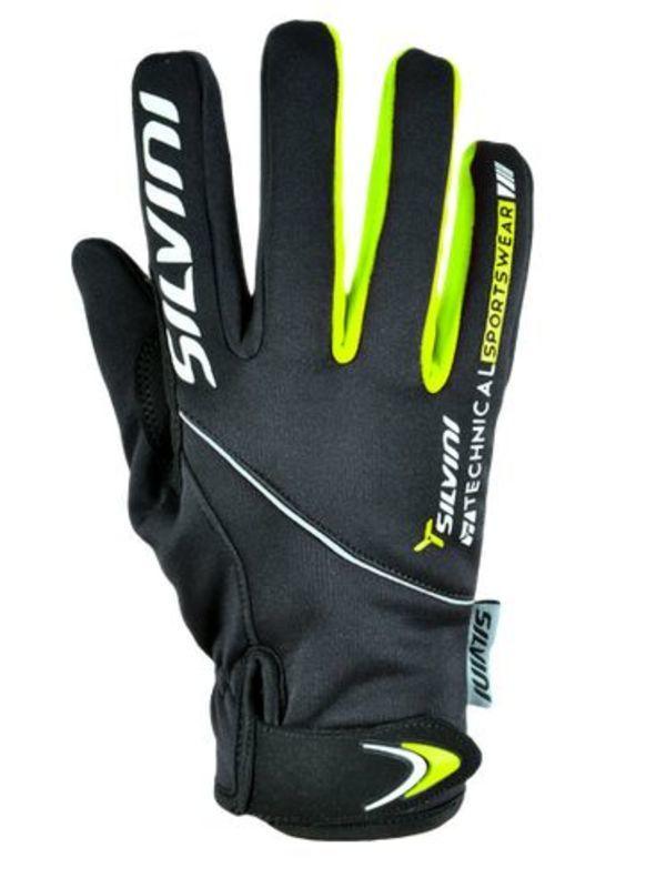 Dámske rukavice Silvini ORTLES WA723 black L