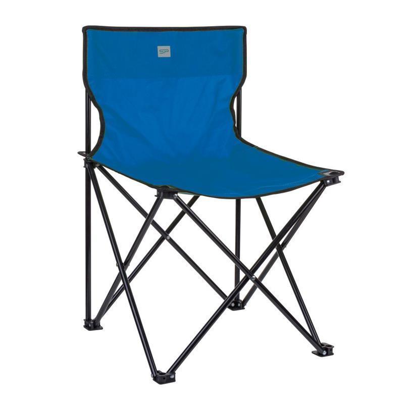 Turistická skladacia stoličky Spokey TONGA, modrá