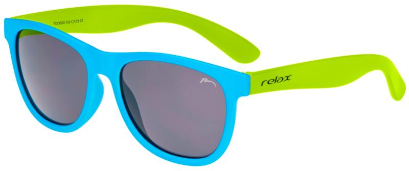278d401b5 Detské slnečné okuliare Relax Kili R3069G - gamisport.sk