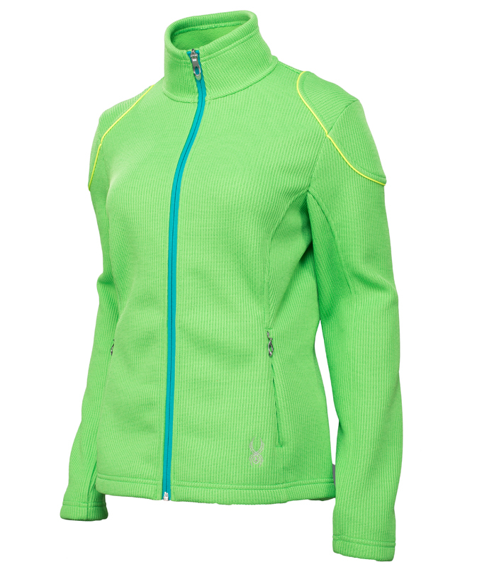 Sveter Spyder Women `s Virtue Full Zips Mid WT Core Sweater 142536-323