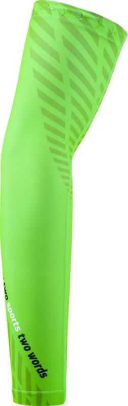 Cyklistické návleky na ruky Silvini Tubo-Team UA1410 green