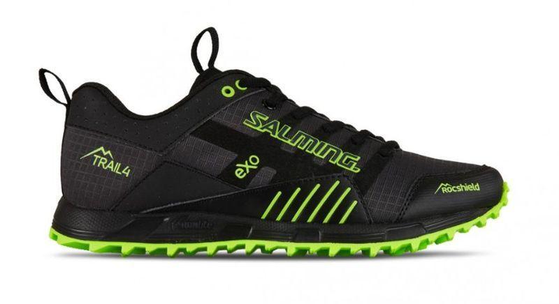 Topánky Salming Trail T4 Shoe Women Kovaný Iron / Black 8 UK