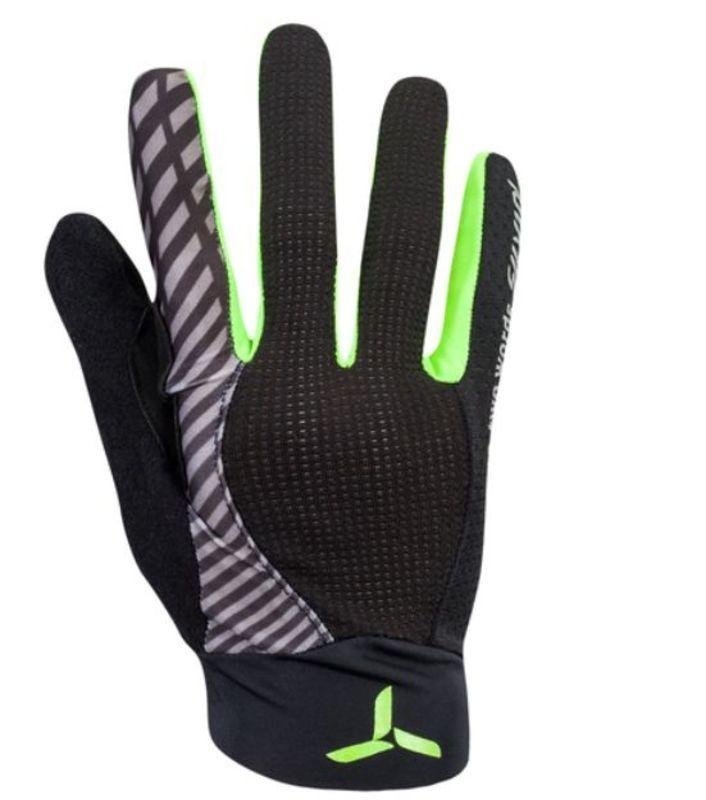 Pánske rukavice Silvini Team MA1413 black M