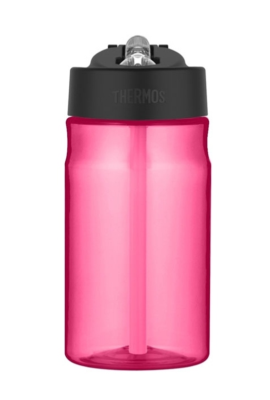 hydratačný fľaša s slamkou Thermos Šport ružová 320140