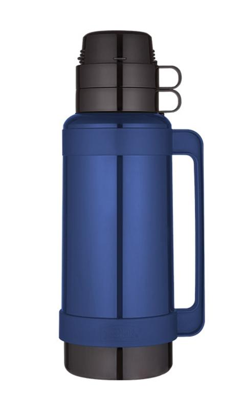 Sklenená termoska Thermos Traditional modrá 194523