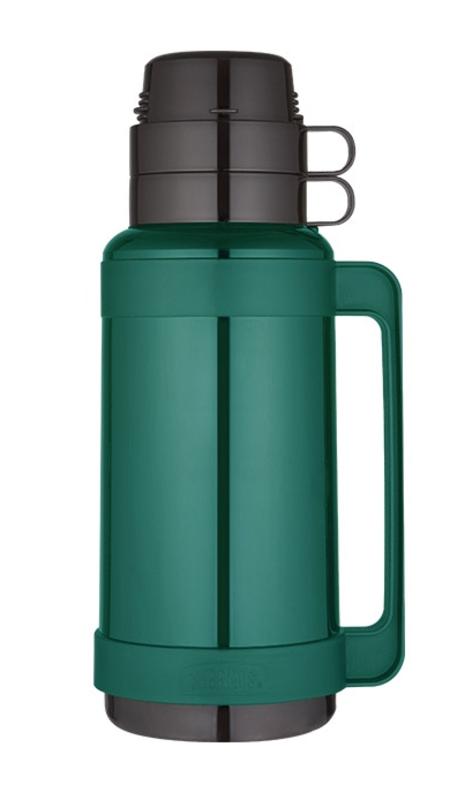 Sklenená termoska Thermos Traditional zelená 194525