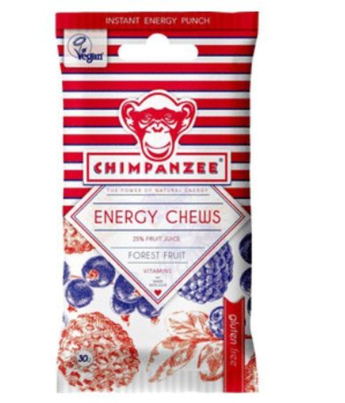 CHIMPANZEE BOX Energy chews Forest Fruit 20ks