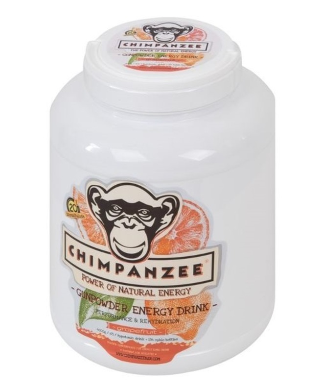 CHIMPANZEE Gunpowder ENERGY drink grapefruit 4kg