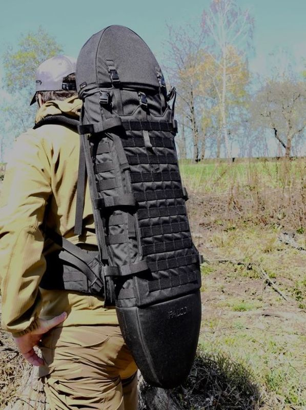 Batoh na zbraň Wisport® Falcon - čierna