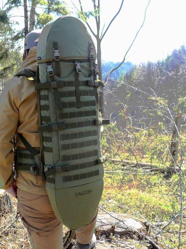 Batoh na zbraň Wisport® Falcon - olív