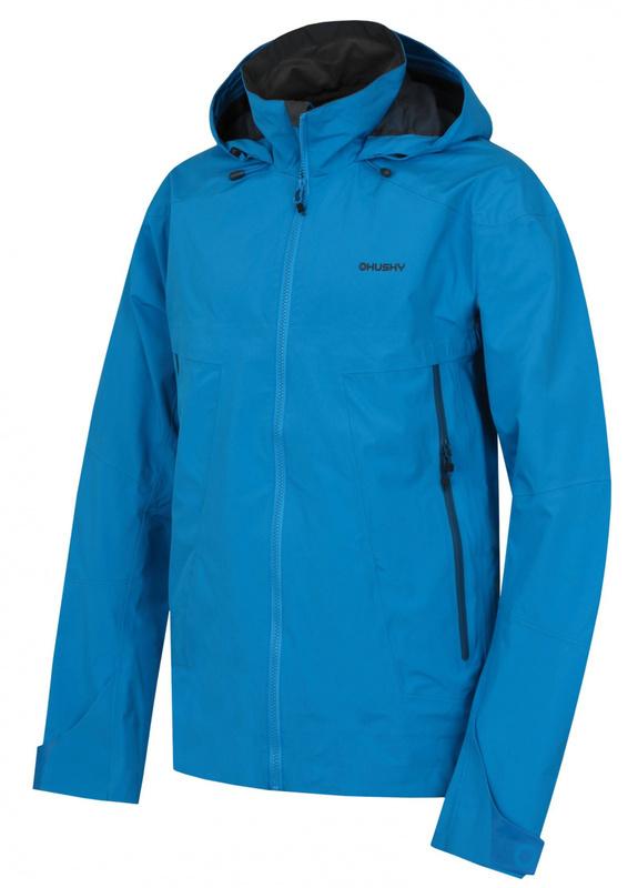 Pánska outdoor bunda Husky Nakron M modrá M