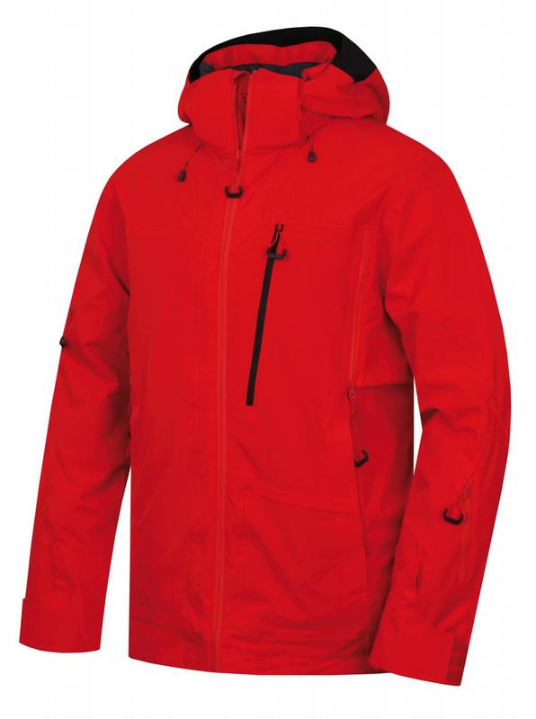 Pánska lyžiarska bunda Husky MONTRE M červená XXL