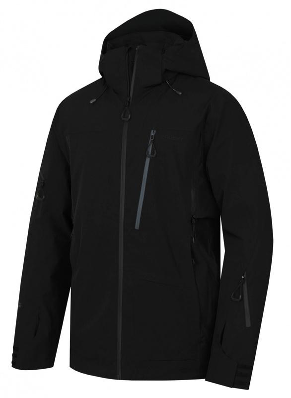 Pánska lyžiarska bunda Husky MONTRE M čierna XXL