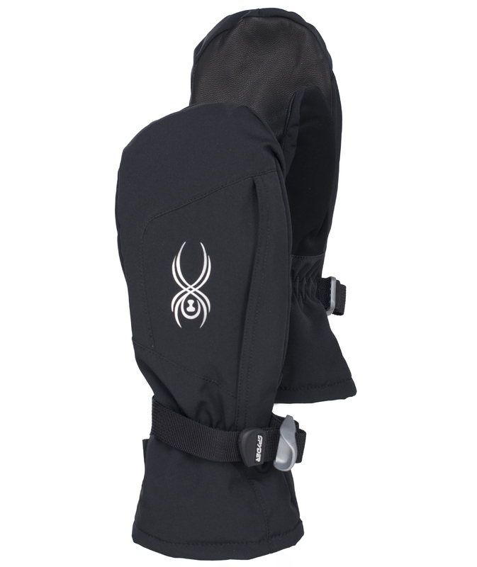 Rukavice Spyder Women `s Fusion GORE-TEX Mitten 147264-001